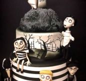 Awesome Halloween Cakes Ideas