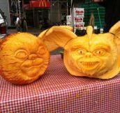 25 Mind Blowing Pumpkin Carvings
