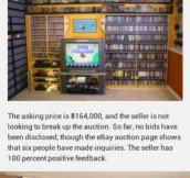 The Nintendo 64 market is really taking a beating right now
