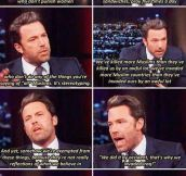 Ben Affleck Ladies And Gentlemen