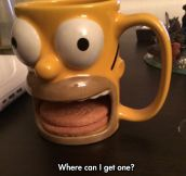 The Best Homer Mug