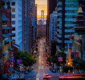 San Francisco's California Street