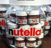 Mother Of Nutella