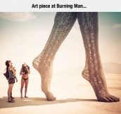 The Bliss Project In Burning Man