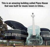 The Beautiful Piano House