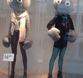Really Cool Mannequins