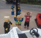 Wrong Crows At Legoland