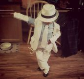 The Cutest Smooth Criminal