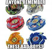 Beyblades Used To Be The Best