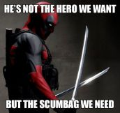 We Want Deadpool