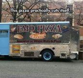 Emo Pizza Puns