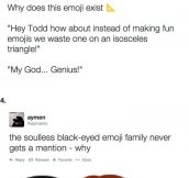 If You Ever Wondered What's Behind Emojis