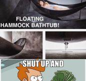 Take A Bath With Style