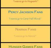 Fans Be Like
