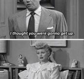 Lucy Understands Me