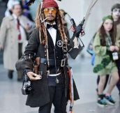 The Best All In One Johnny Depp Costume