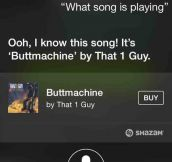 What's That Song, Siri?