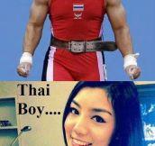 Oh, Thai People