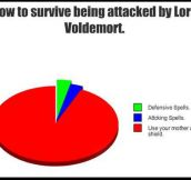 How To Survive From Lord Voldemort