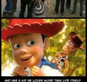 The Walking Dead And Toy Story Comparison