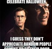 Not Everyone Celebrates Halloween