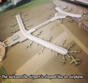 Jacksonville Airport Design