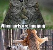 Hugging Is Not The Same For All Of Us