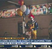 Nightmare In California