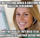 Customer Service Win