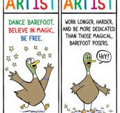 How To Be A Good Artist