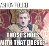 Joffrey Is The Fashion King