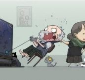 Gamers Till Death