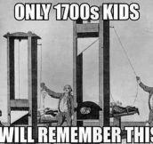 Some Childhoods Were Not As Good