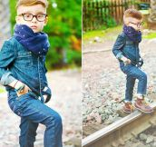 Hipster Level: 3 Year Old