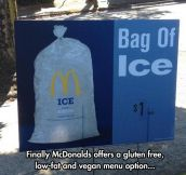 New McDonalds' Combo