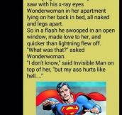 You Got To Be Careful Superman
