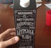Icelandic Milk