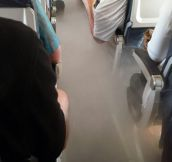 Mist In A Plane
