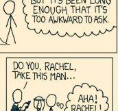 It's Really Awkward When It Happens