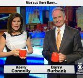 Awkward Cup Manipulation