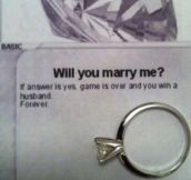 If Somebody Propose To Me Like This, I Am Sold