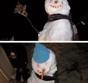 How To Scare Your Kids This Winter