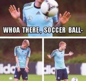 Come On Soccer Ball