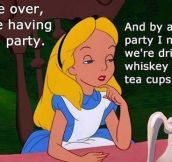 Tea Party For Grown Ups
