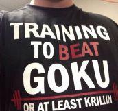 Come At Me, Goku