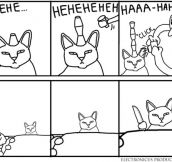 Consequences Of Annoying Your Cat