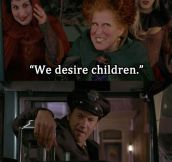 Never Noticed This Joke When Watching Hocus Pocus As A Kid