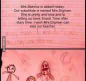 What This Kid Wrote Will Haunt Your Dreams!