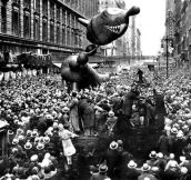 14 Seriously Creepy Macy's Thanksgiving Day Parade Balloons