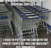 Shopping Cart Feelings